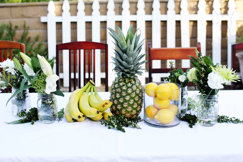 My Big Fat Cuban Family - Jungle Themed Party Decor