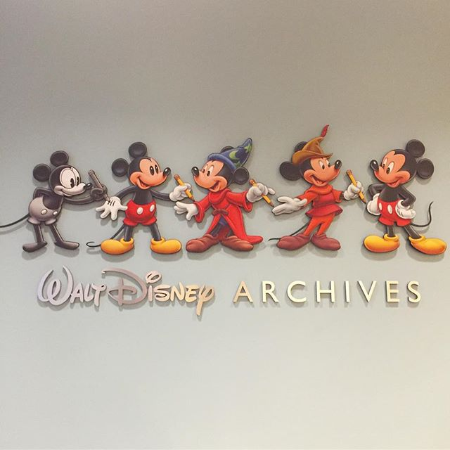 It's been a magical day. #disneyanimationstudios #disneyblogger #disney