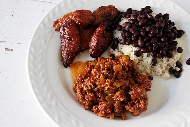 MY Big Fat Cuban Family - Classic CUban Picadillo Recipe