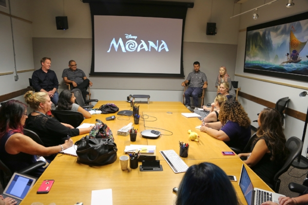 My Big Fat Cuban Family - Behind the Scenes of Disney's Moana