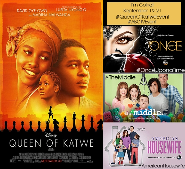 My Big Fat Cuban Family - The Queen of Katwe/ABC Event