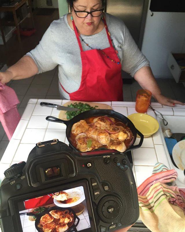 That #foodblogger life, tho. (📸: @lucyruthdarby) #mybigfatcubanfamily
