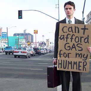 Beggar Inc.