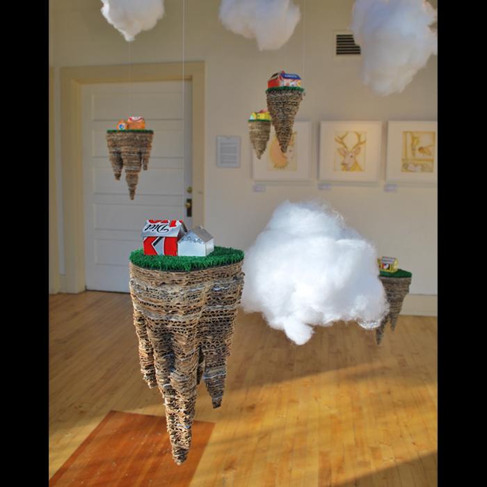 Fulcrum Gallery, Tacoma WA, 2012