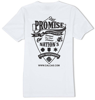 Our Promise: First Responders Branding