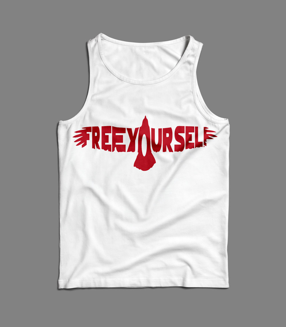 Free Yourself Training Shirt
