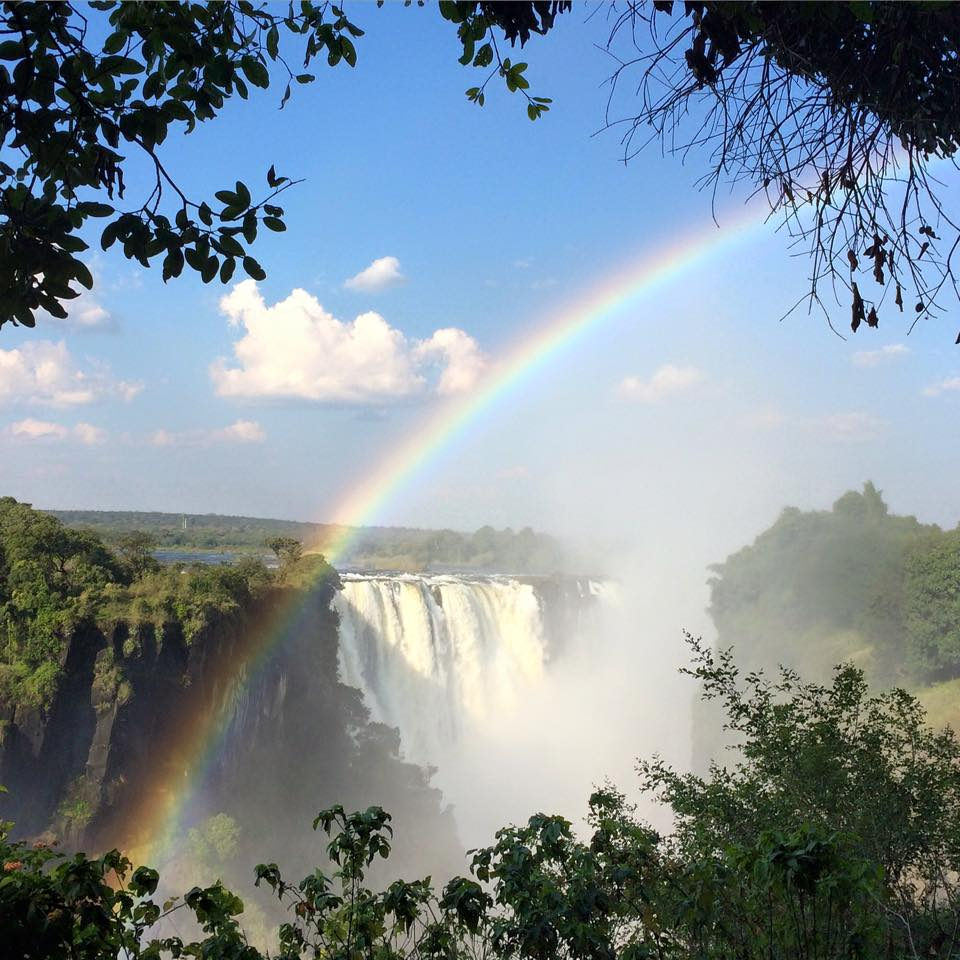 Without too much difficulty you can walk from Zambia over the Zimbabwe border and get to the other side of Vic Falls. Make sure you have a visa that covers both.countries and get your passport stamped on entry and exit for each country.