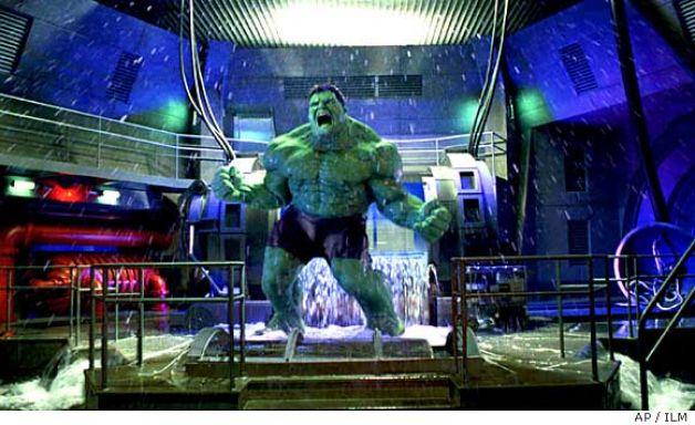 Ang Lee Hulk 2003