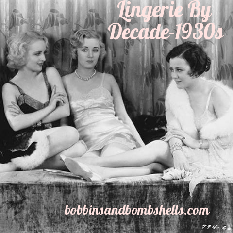 bef38b775f Lingerie By Decade — Bobbins   Bombshells
