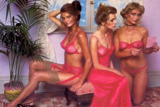 Victoria's Secret. Late 1970's.