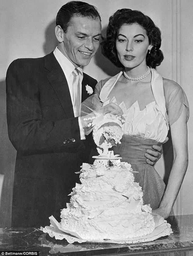 Ava Gardner and Frank Sinatra. 1951.