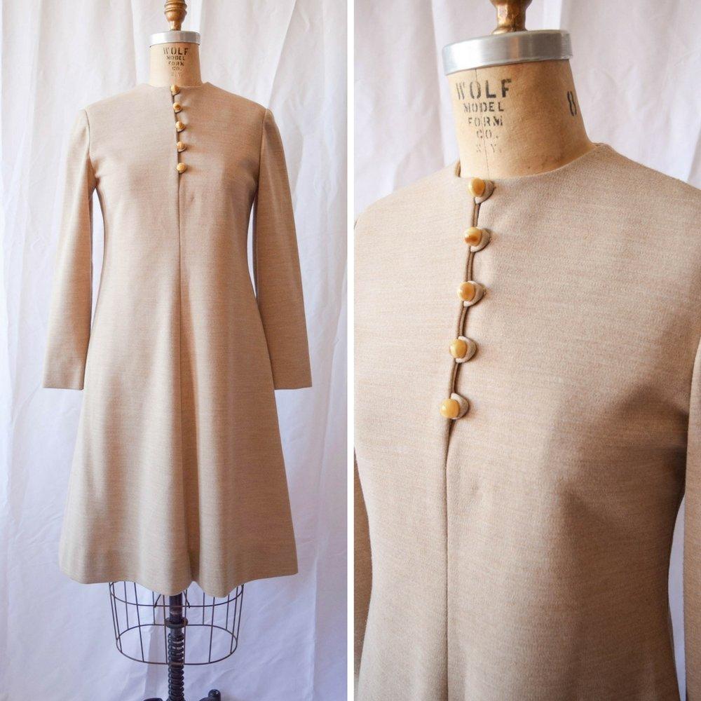 Carlye. 1960s dress. Size S/M. $78