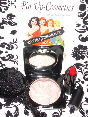 pin-up cosmetics