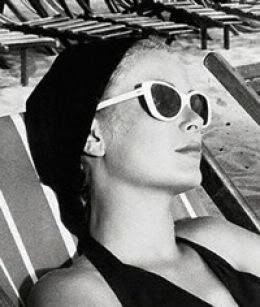 d5e677411f Audrey Hepburn and Grace Kelly made wearing sunglasses in the 50 s a  classic accessory. Not just for sun protection but now a style necessity.