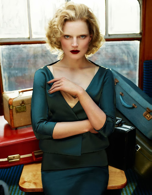 Retro Looks In The Modern World Bon Voyage Bobbins and Bombshells