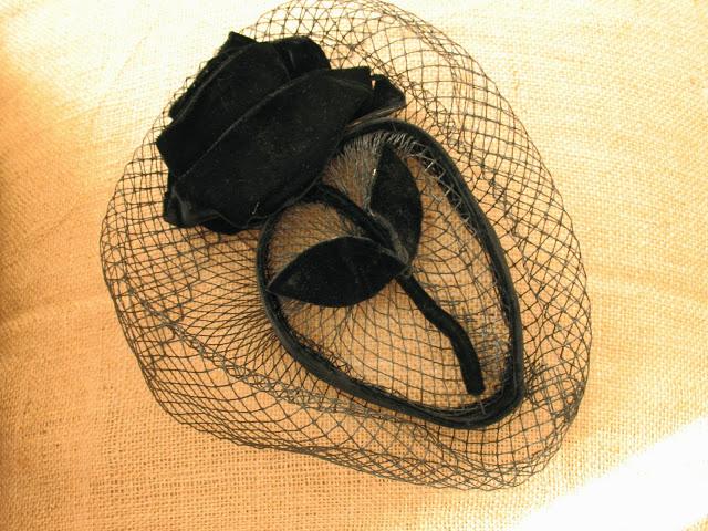 My Vintage Vanity Cocktail Hats Bobbins and Bombshells