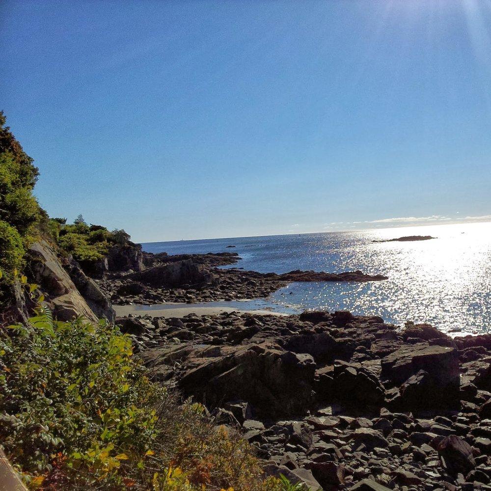 Maine Vacation Pics Bobbins and Bombshells