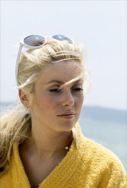 Style Icon Catherine Deneuve Bobbins and Bombshells