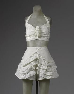 1940s swimwear
