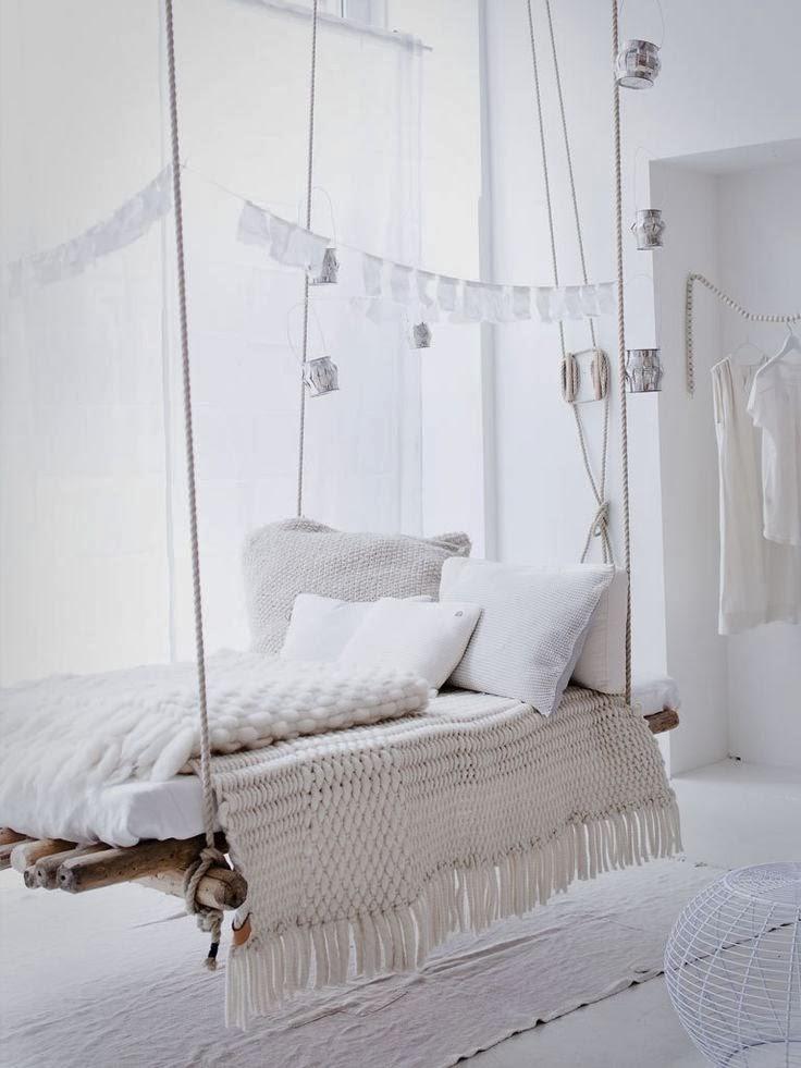 Mid-Week Inspiration White Interiors