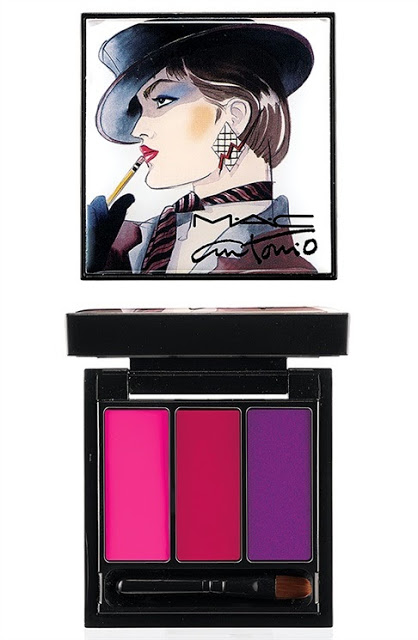 MAC Antonio Retro Looks in the Modern World Bobbins and Bombshells