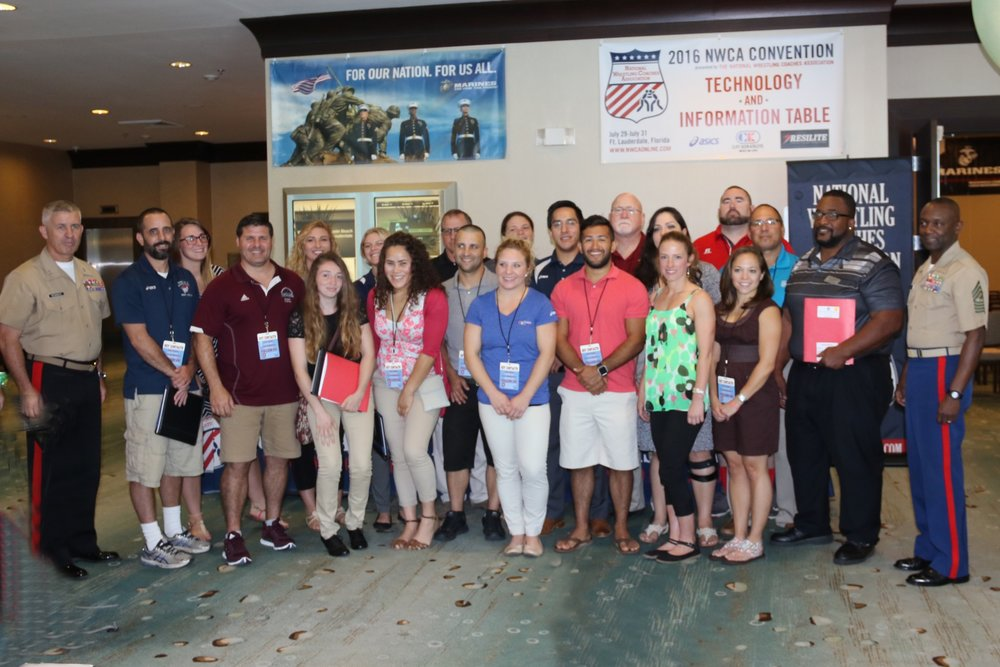 2016 NWCA Leadership academy for women's programs