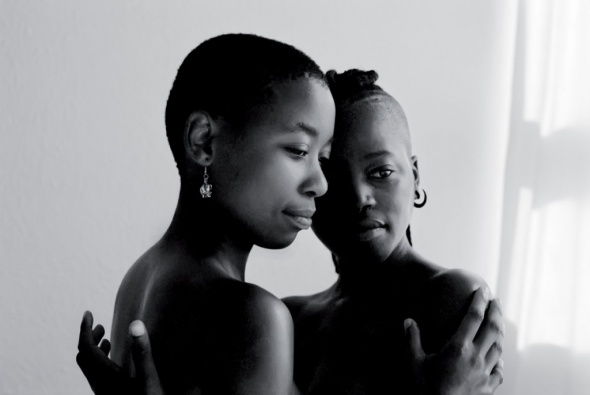 Zinzi and Tozama II Mowbray, Cape Town, 2010. Photo by: Zanele Muholi