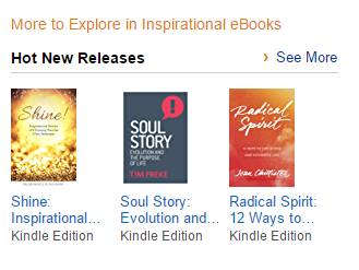 Both of my books made the #1 best seller list!