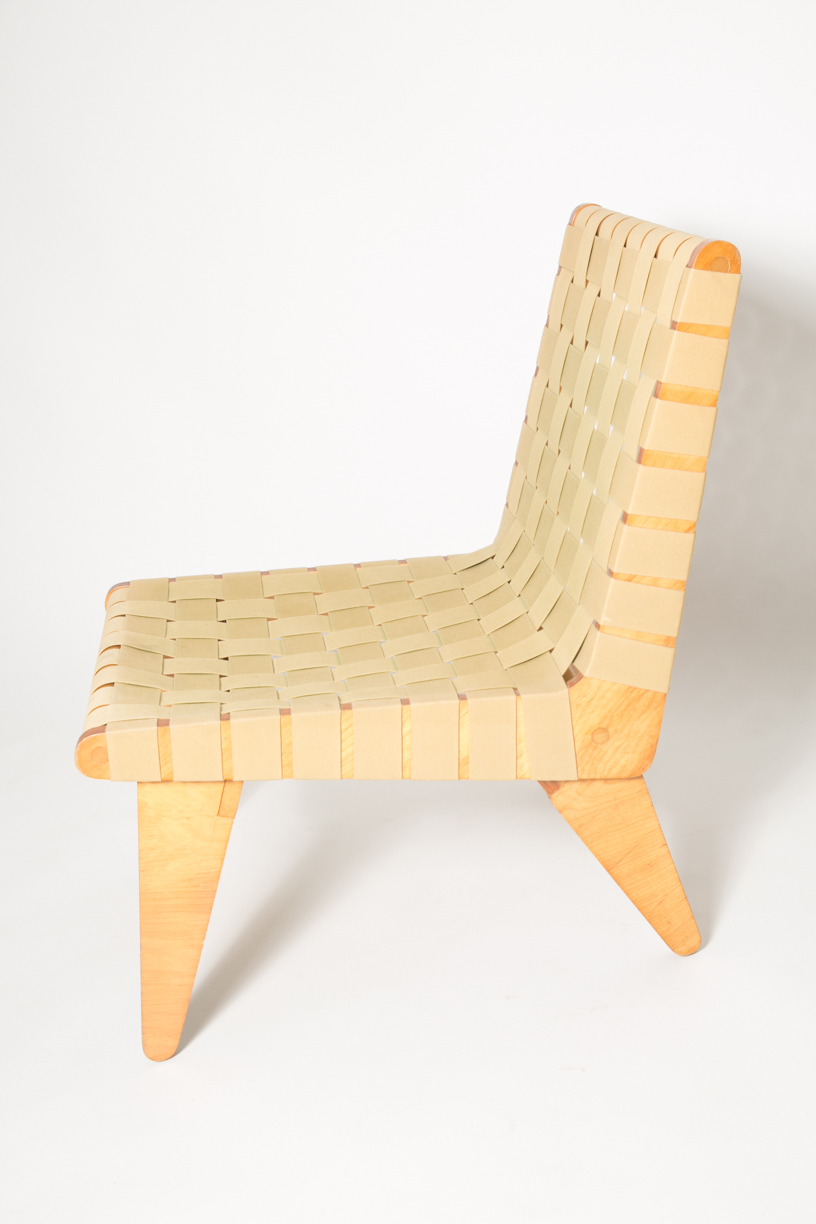 Klause Grabe Architect built strap lounge chair 2.jpg