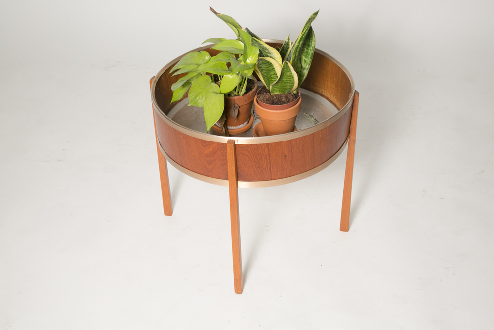 Teak and alu plant stand 4.jpg