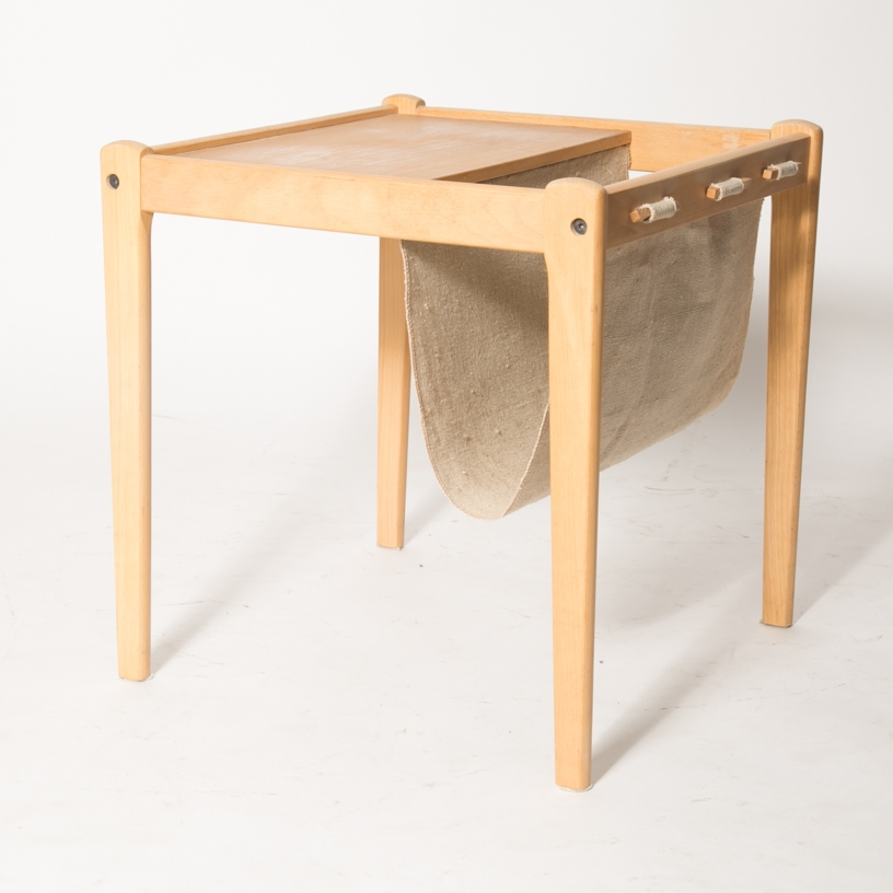danish magazine table and rack .jpg