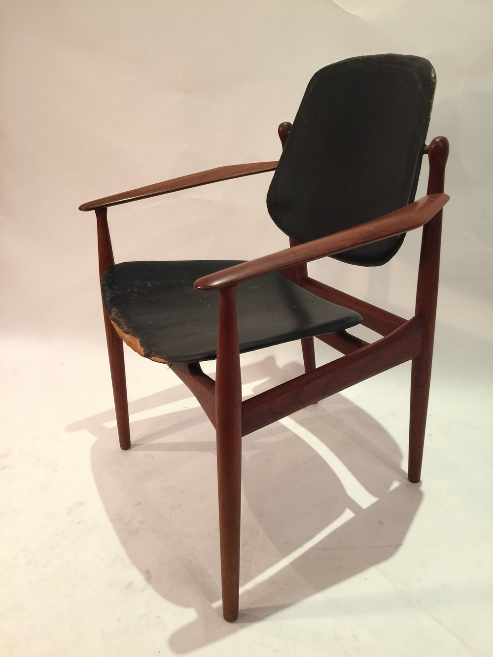 ArneVodder FD-184 Dining Chairs for France & Daverksen