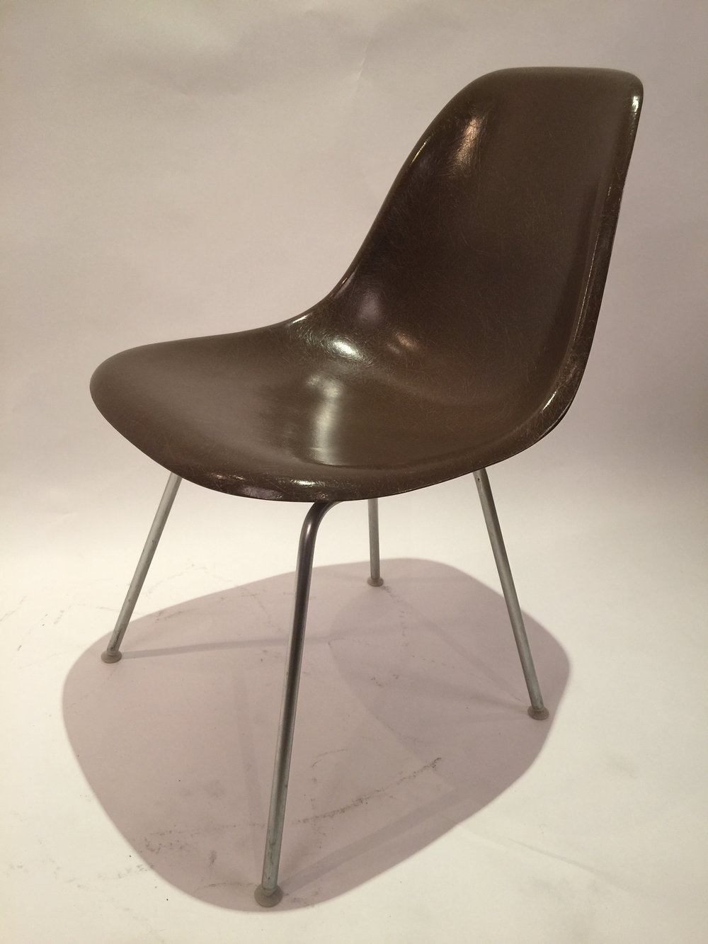 Eames DSX Shell chair for Herman Miller