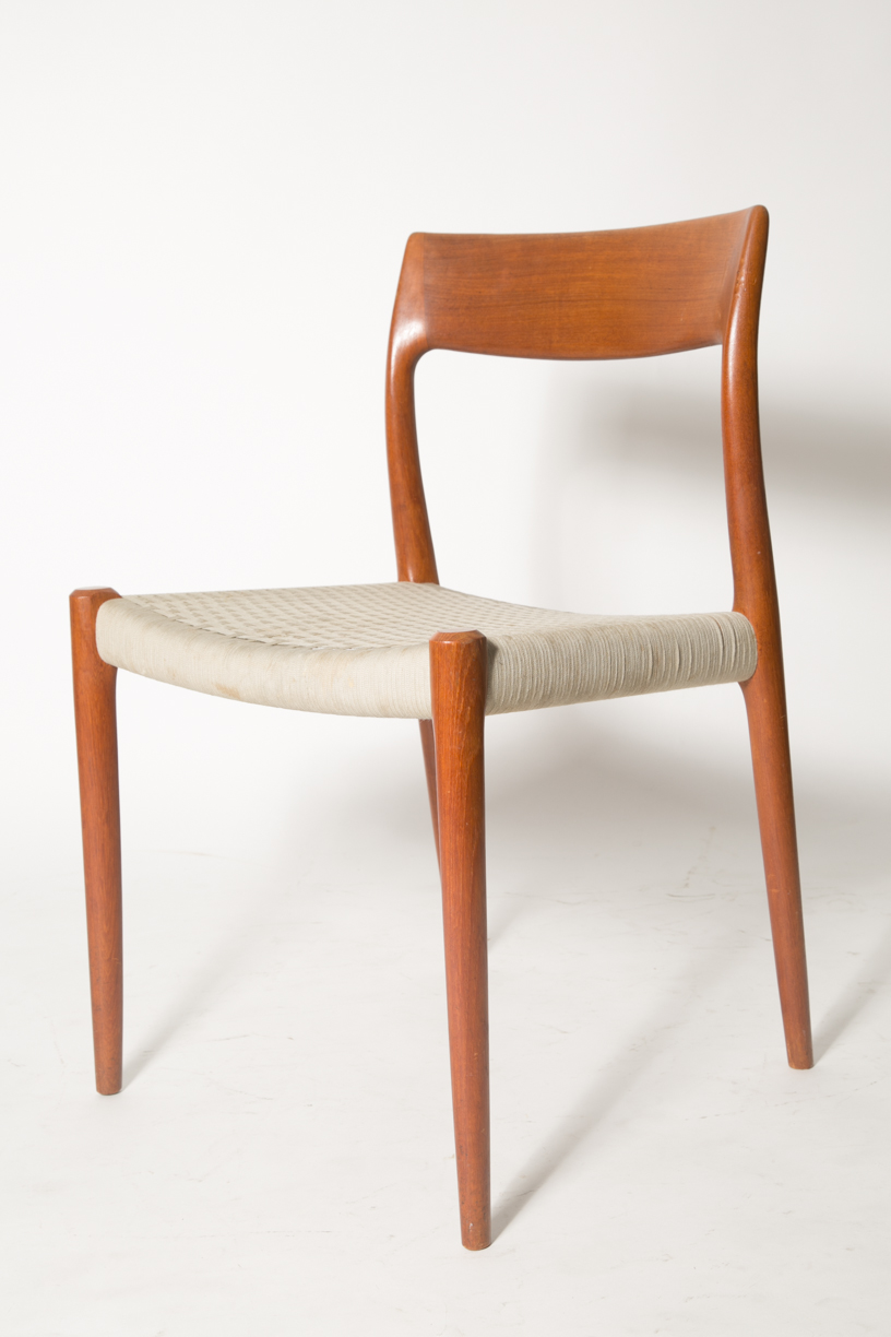Niels Otto Moller   Model 77 Chair