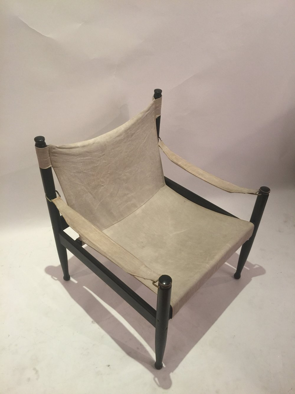 Erik Worts Safari Chair