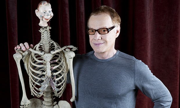 Danny Elfman & ...someone?