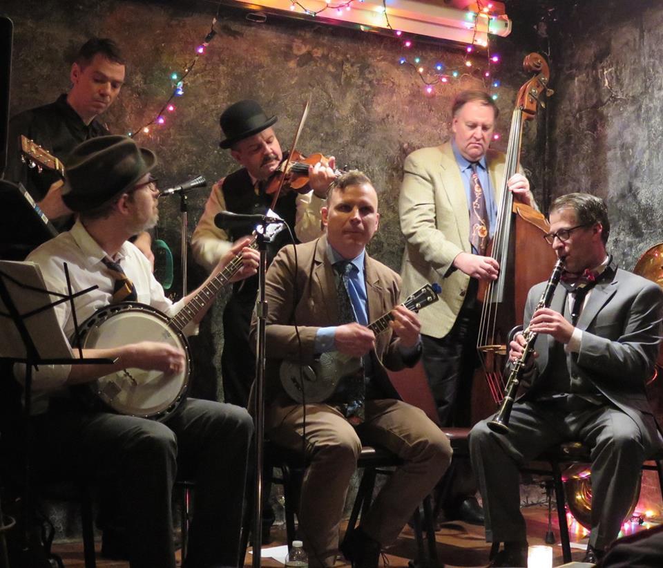 The fellas at Jimmy's no. 43, January '16