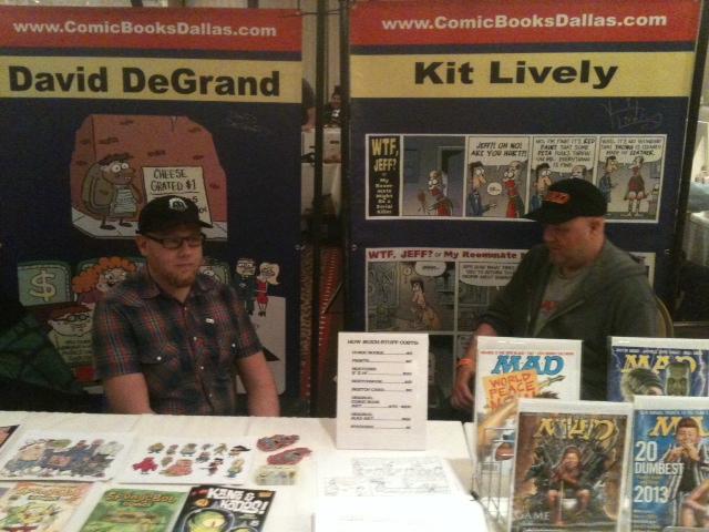 David DeGrand & Kit Lively