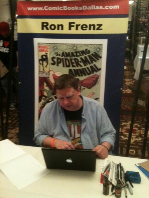 Ron Frenz