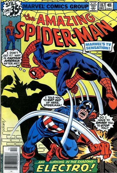 Keith Pollard Amazing Spider-Man cover