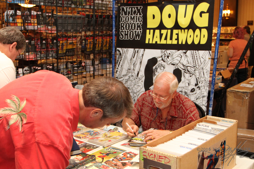 Doug Hazlewood