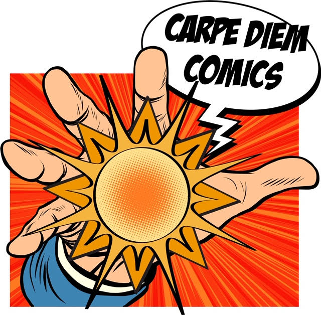 Carpe Diem Comics - McKinney