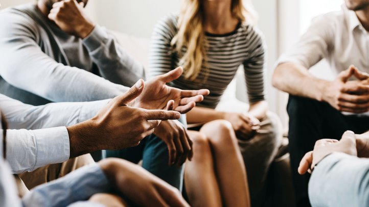 Modern Support Groups -