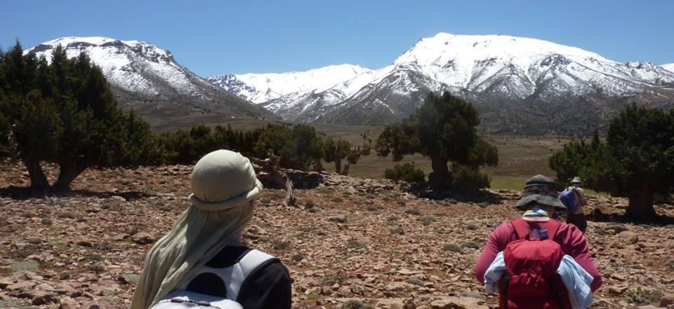 Toubkal Mountain Hike, Morocco