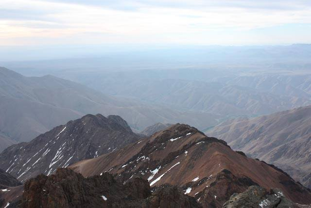 Toubkal Mountain Hike