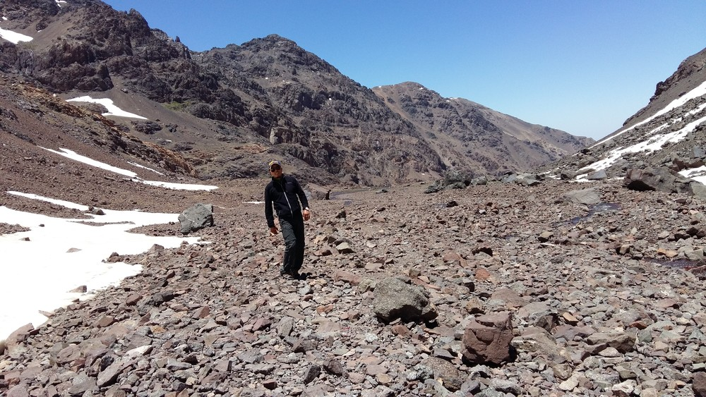 Toubkal Mountain Trek