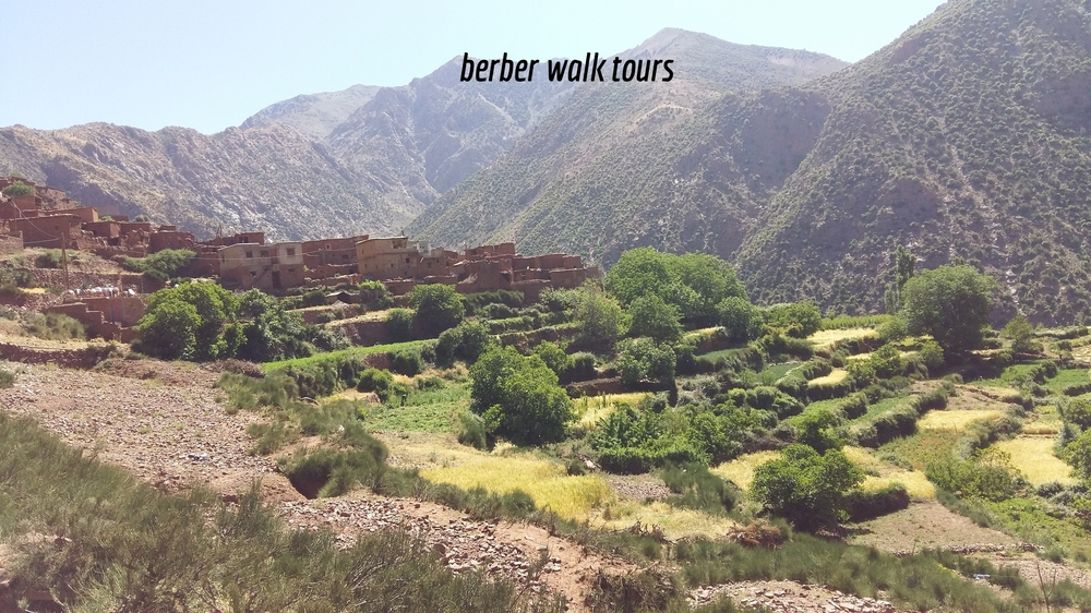 Short Hikes in the Atlas Mountains
