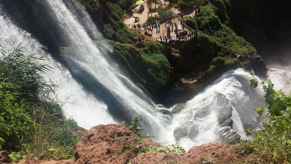 Ouzoud Waterfall Trip