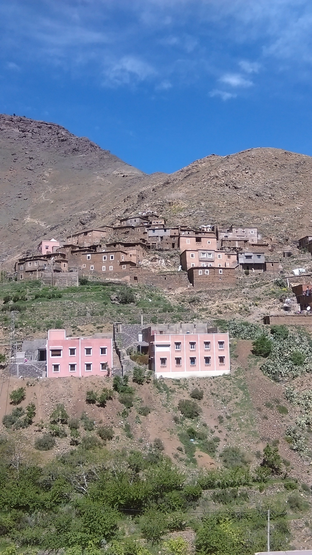 Berber Mountain Villages
