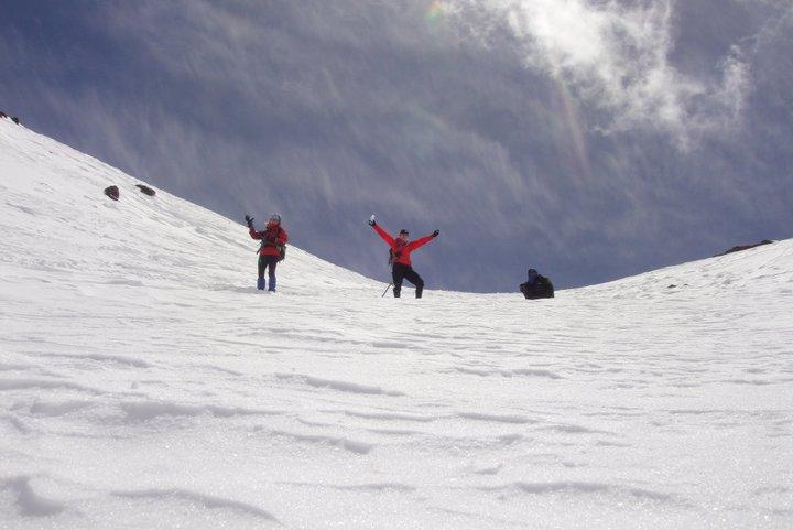 Toubkal Mountain Hike with Snow